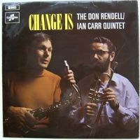 7) Don Rendell / Ian Carr: Change IS - EMI Columbia 1969