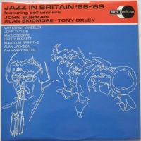 26) Surman / Skidmore / Oxley: Jazz in Britain' 68 –'69 – Decca Eclipse